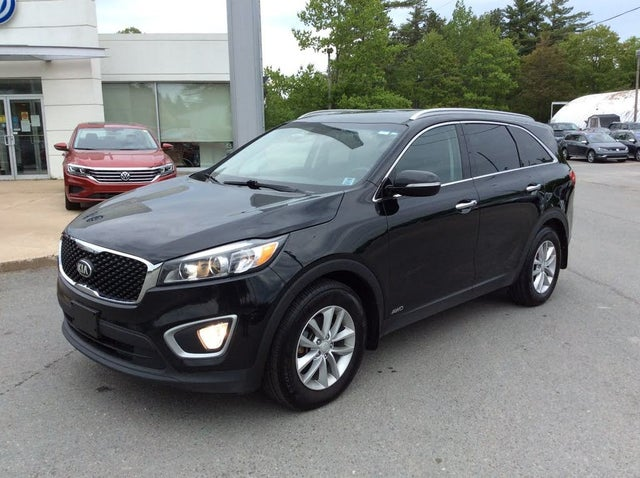 2017 Kia Sorento LX Turbo AWD