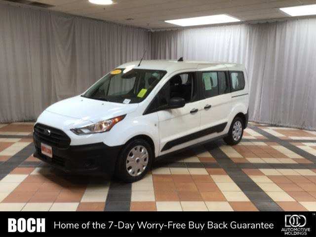 2019 Ford Transit Connect Wagon XL LWB FWD with Rear Cargo Doors