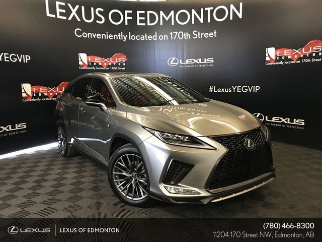 2020 Lexus RX 350 F Sport Performance AWD