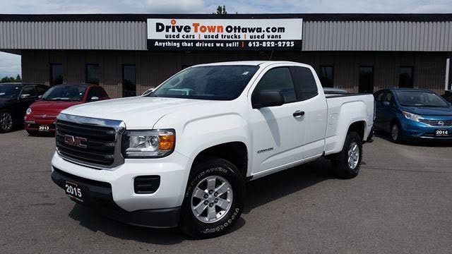 2015 GMC Canyon Ext. Cab LB