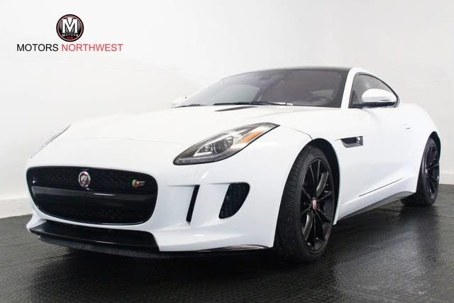 2017 Jaguar F-TYPE S Coupe RWD