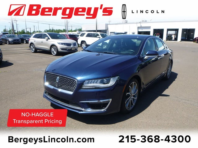 2017 Lincoln MKZ Reserve AWD