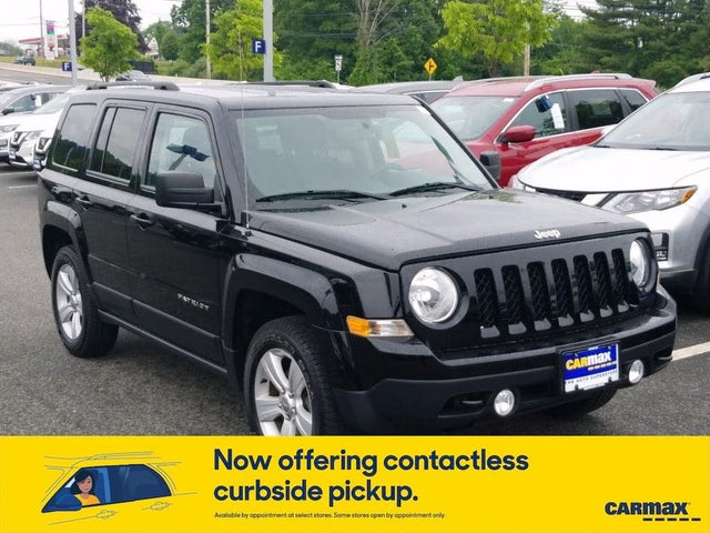 2017 Jeep Patriot Sport 4WD for Sale in Portland, ME ...