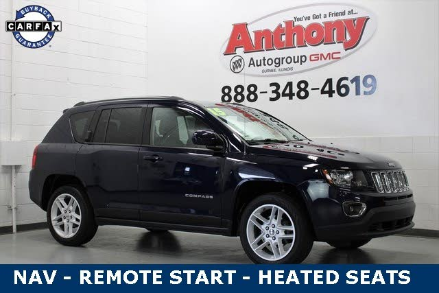 2015 Jeep Compass Limited 4WD