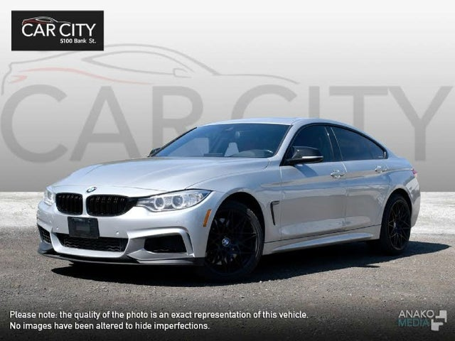 2016 BMW 4 Series 435i xDrive Gran Coupe AWD