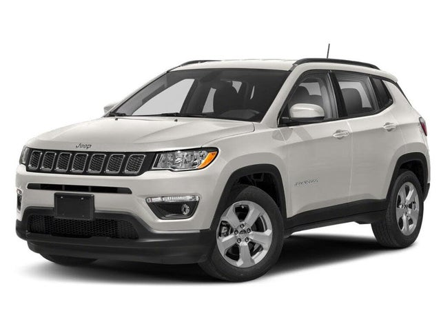 2018 Jeep Compass North FWD