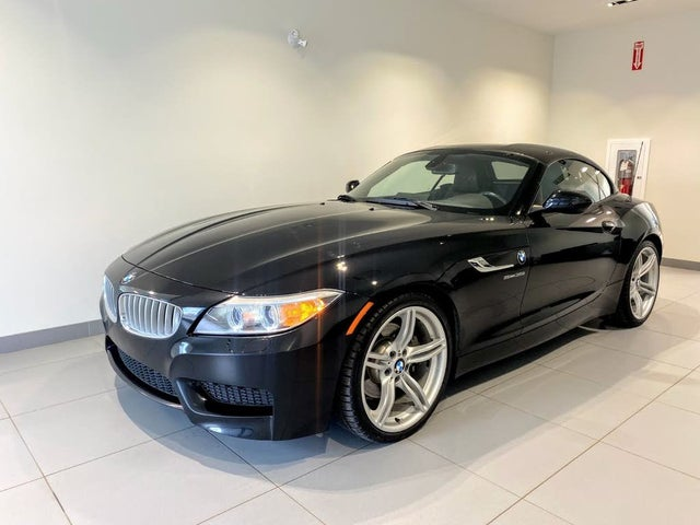 2014 BMW Z4 sDrive35i Roadster RWD