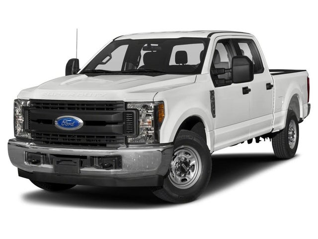 2019 Ford F-250 Super Duty XL Crew Cab LB 4WD