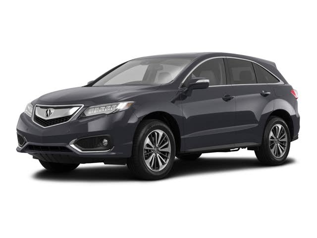 2017 Acura RDX FWD with Advance Package