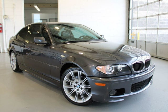 2006 BMW 3 Series 325Ci Coupe RWD