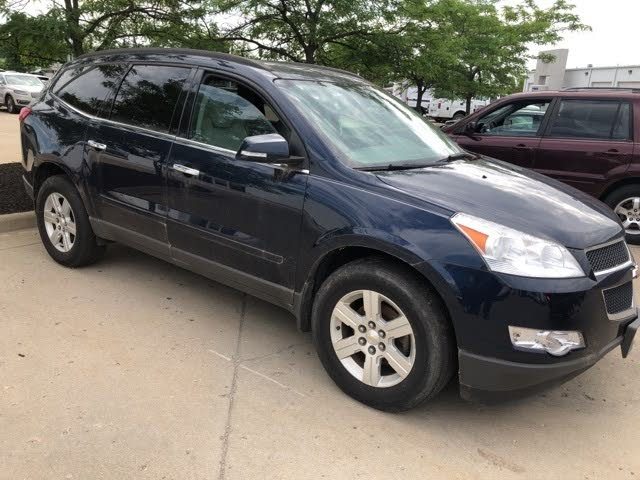 2010 Chevrolet Traverse 2LT AWD