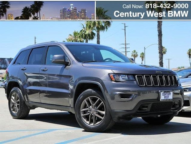 2016 Jeep Grand Cherokee Limited 75th Anniversary 4WD