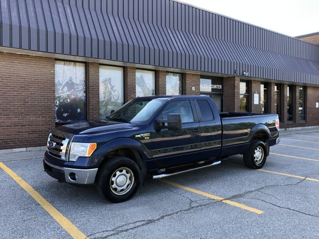 2010 Ford F-150 XLT SuperCab LB 4WD