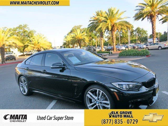 2019 BMW 4 Series 440i Gran Coupe RWD