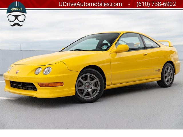 2001 Acura Integra Type R Coupe FWD