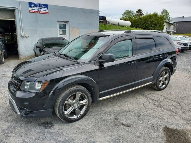 2014 Dodge Journey Crossroad AWD