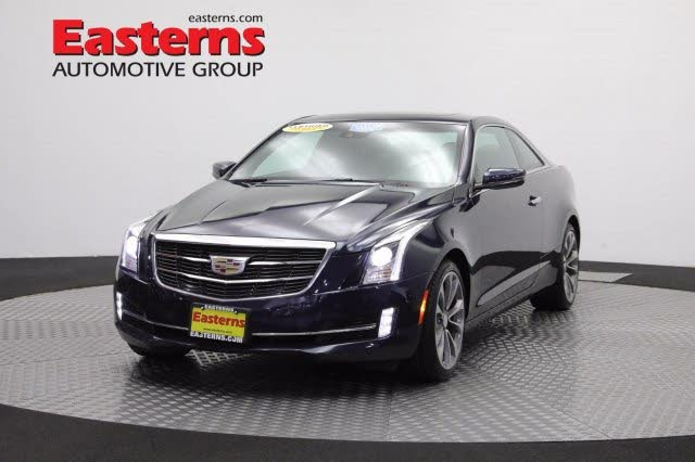 2017 Cadillac ATS Coupe 3.6L Premium Luxury RWD for Sale ...