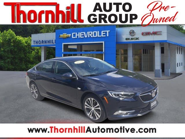 2018 Buick Regal Sportback Essence AWD