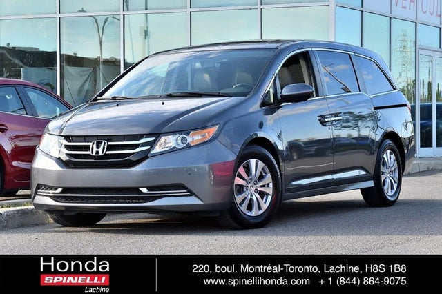 2017 Honda Odyssey EX-L FWD with Navigation