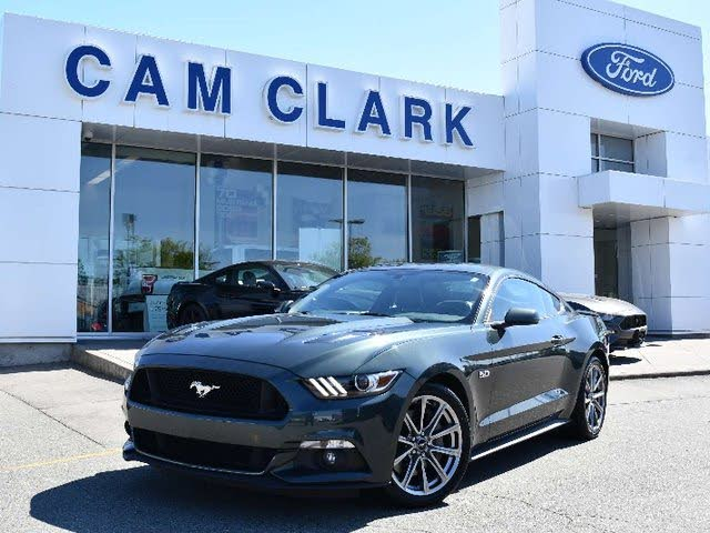 2015 Ford Mustang GT Premium Coupe RWD