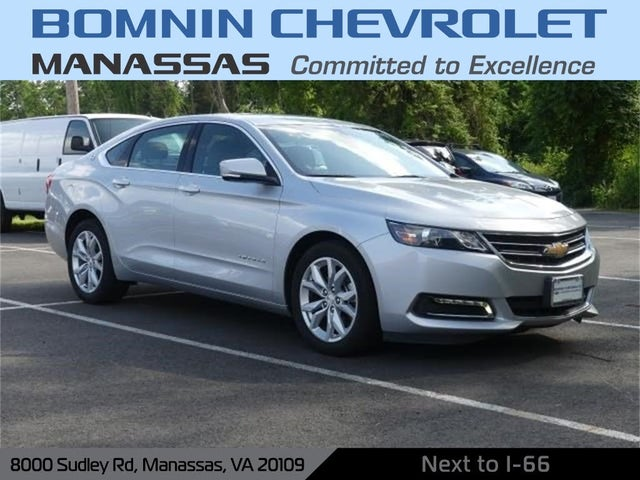 Used 2018 Chevrolet Impala For Sale In Richmond Va With Photos Autotrader