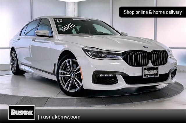 2017 BMW 7 Series 750i RWD