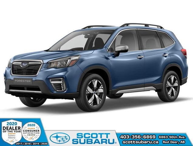 2020 Subaru Forester 2.5i Premier AWD with EyeSight Package