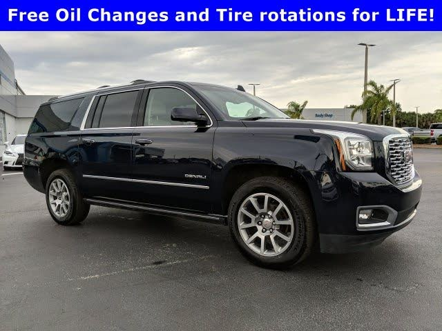 Used 2020 Gmc Yukon Xl For Sale With Photos Cargurus
