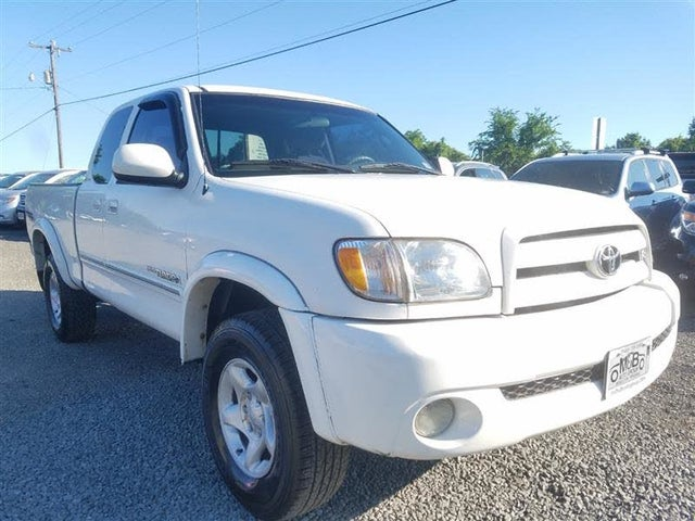 2003 Toyota Tundra 4 Dr Limited V8 4WD Extended Cab SB