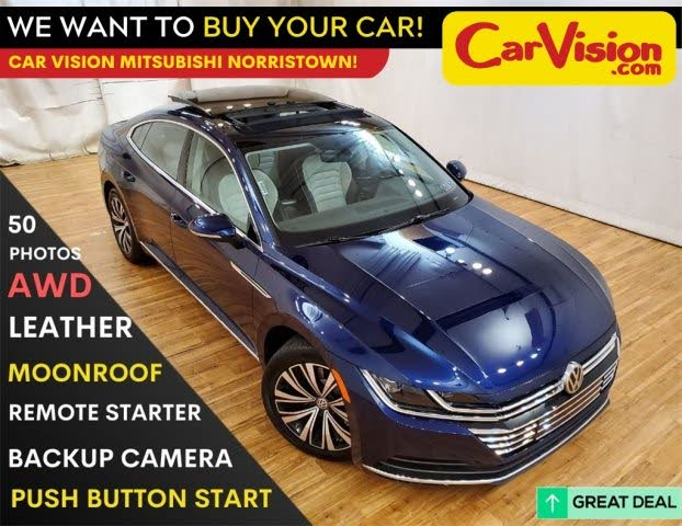 2019 Volkswagen Arteon 2.0T SEL 4Motion AWD
