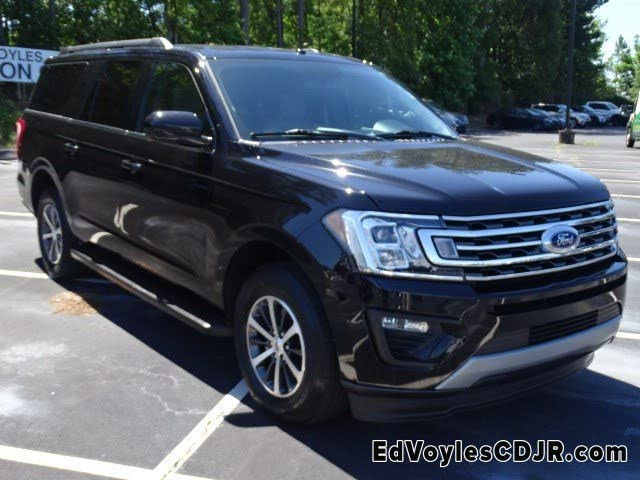 2019 Ford Expedition MAX XLT RWD