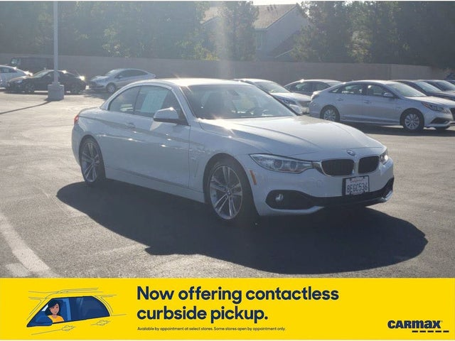 BMW 4 Series 428i Convertible RWD for Sale in Stockton, CA ...