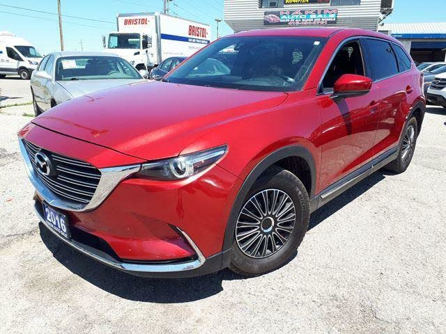 2016 Mazda CX-9 Grand Touring AWD