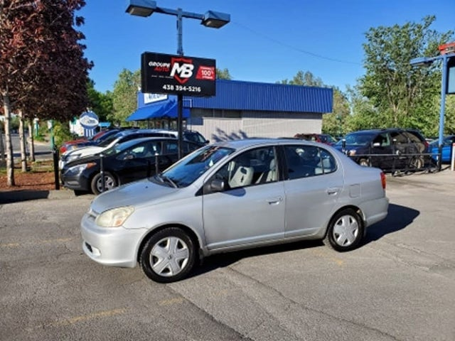 2004 Toyota ECHO 4 Dr STD Sedan