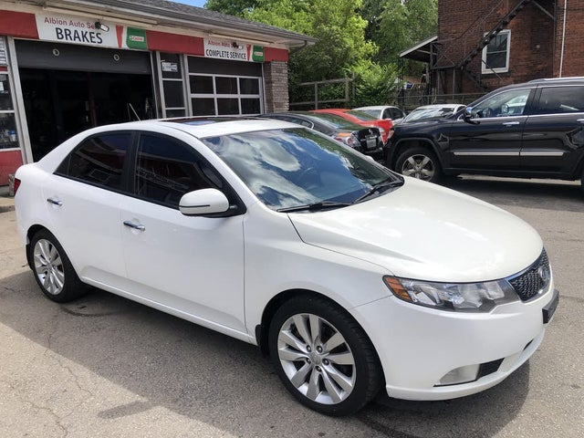 2013 Kia Forte SX Luxury