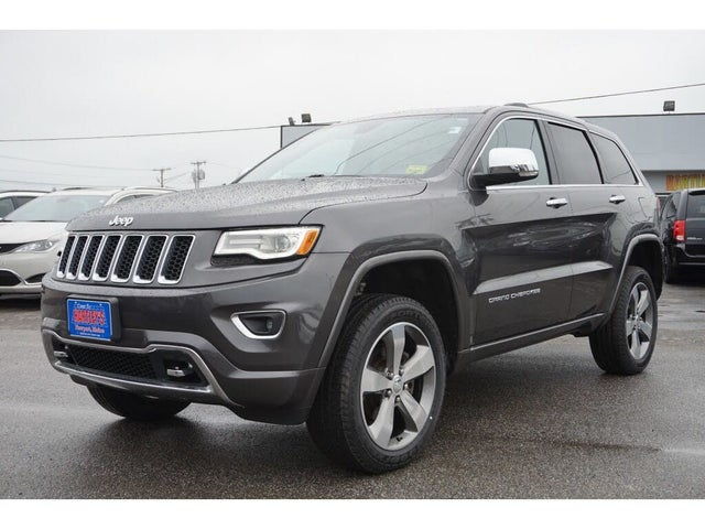 2016 jeep grand cherokee overland for sale near me