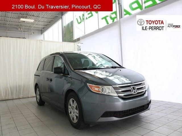 2012 Honda Odyssey LX FWD