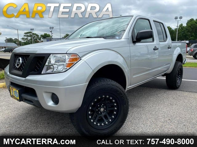 2016 Nissan Frontier PRO-4X Crew Cab 4WD