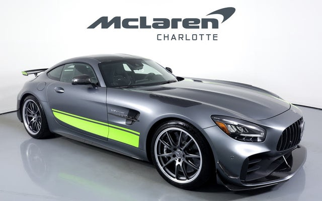 2020 Mercedes-Benz AMG GT R Pro Coupe RWD