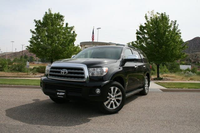 2016 Toyota Sequoia Limited 4WD