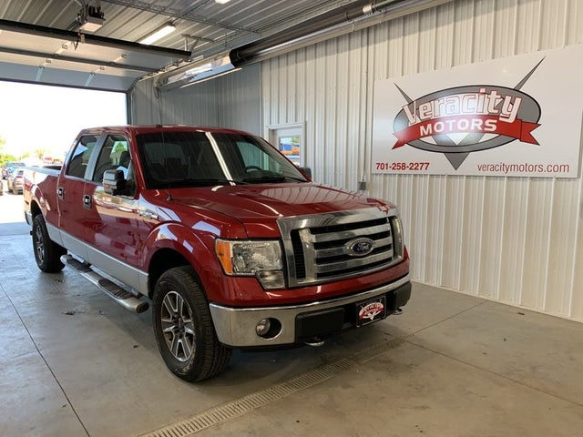 2009 Ford F-150 XL SuperCrew 4WD