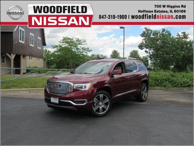 Used Gmc Acadia For Sale In Chicago Il Cargurus