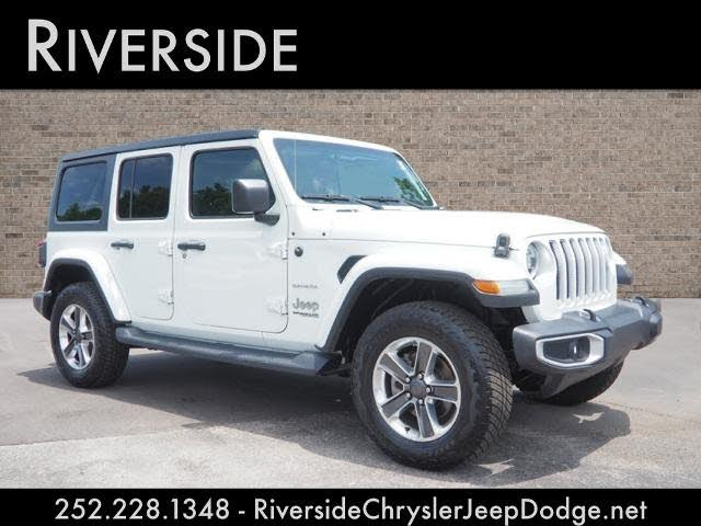 Used Jeep Wrangler Unlimited For Sale In Greenville Nc Cargurus