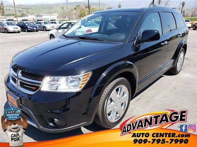2015 Dodge Journey Limited AWD