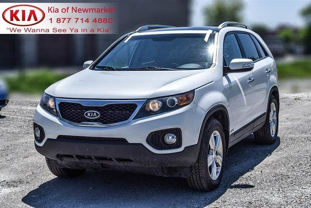 2013 Kia Sorento EX V6 Luxury AWD