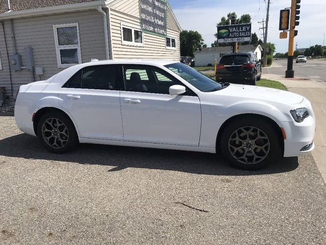 2017 Chrysler 300 S Alloy Edition AWD