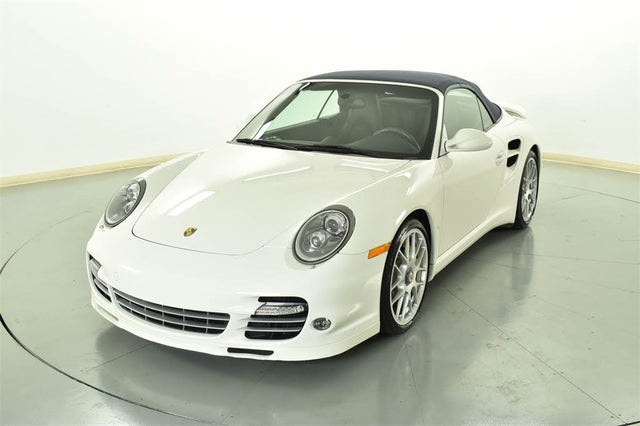 2011 Porsche 911 Turbo S AWD