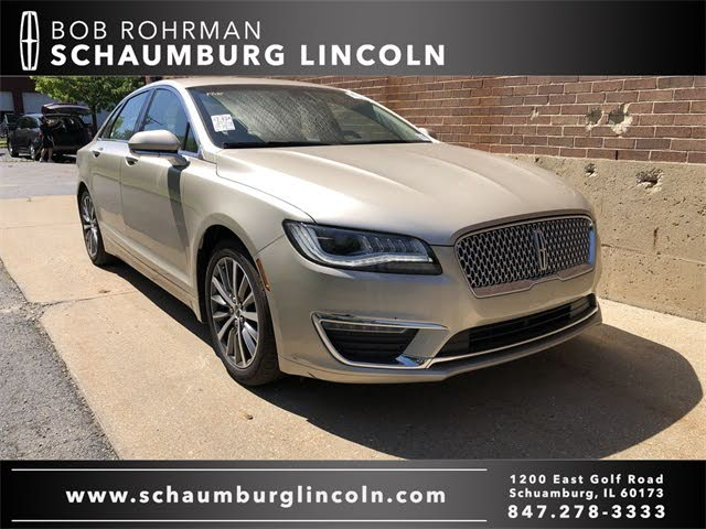 2017 Lincoln MKZ Select AWD