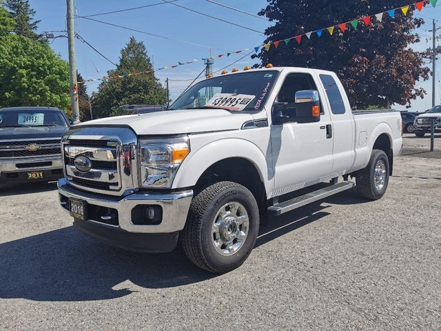 2016 Ford F-350 Super Duty XL SuperCab 4WD