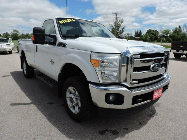 2015 Ford F-250 Super Duty XLT LB 4WD